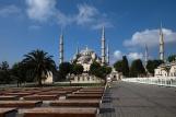 Istanbul...moschea blù