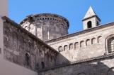 Taranto - veduta laterale del duomo