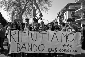 RIFIUTIAMO IL BANDO