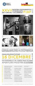 MOSTRA ITINERANTE FIAF CALABRIA 2012