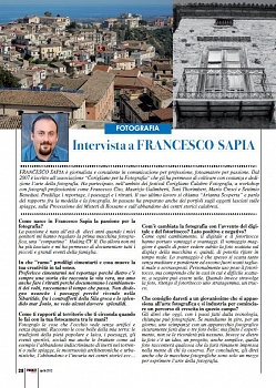 INTERVISTA SU POCKET NEWS