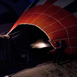 Turchia...volo in mongolfiera