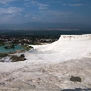 Turchia...castello di cotone (Pamukkale)
