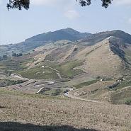 Belìce: Calatafimi, Pianto Romano - Vicoli