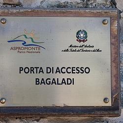 Calabria grecanica - Bagaladi
