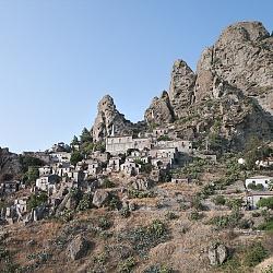 Calabria grecanica - Pentedattilo