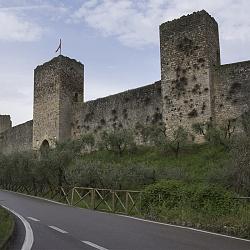 Siena e dintorni - Monteriggioni/Colle Val d'Elsa/Volterra