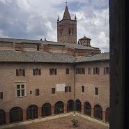 Siena e dintorni - Abbazia di Monte Oliveto Maggiore (Asciano)/Buonconvento