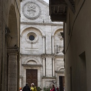 Siena e dintorni - Pienza/S.Quirico d'Orcia/Cappella Madonna di Vitaleta