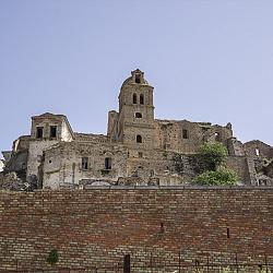 Basilicata: Craco - Tursi e S.Maria di Anglona