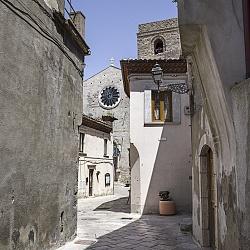 Basilicata: Acerenza - Venosa