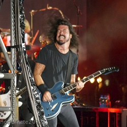 Foo Fighters live @ Villa Manin