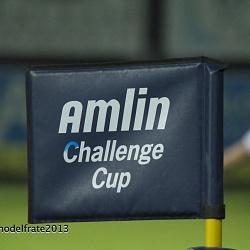 Amlin Challenge Cup: Calvisano vs Brive