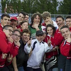 Torneo U18 di Parma.