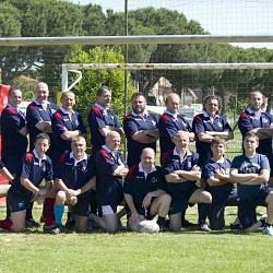 2° Torneo Old d'Estate a Ravenna.