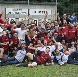 Finale promozione serie B: Ospitaletto vs Gussago