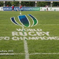 World Rugby Championship U20s Day 2