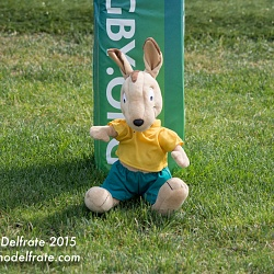 Quarta giornata del World Rugby Championship U20 giocata a Calvisano, Brescia.