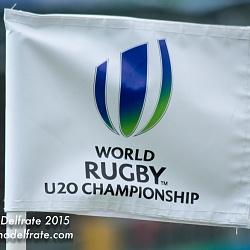 World Rugby Championship U20s Day 5 (Finals) Italia vs Samoa