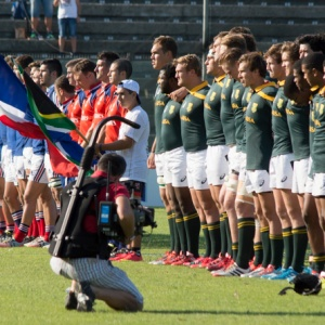 World Rugby Championship U20s Day 5 (Finals) Francia vs Sudafrica.