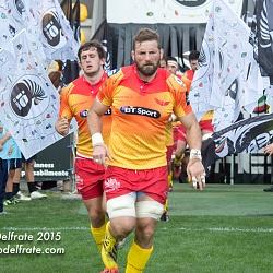 Guinness Pro12 2015/16: Zebre vs Scarlets