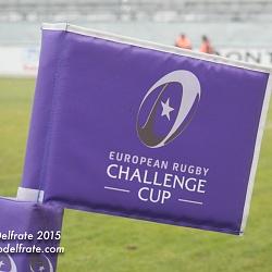 EPCR Challenge Cup: Calvisano vs Harlequins
