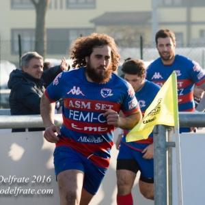 Camp.Eccellenza 2015/16: Calvisano vs Rovigo