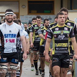 Campionato Eccellenza 2015/16: Calvisano vs Lyons Piacenza