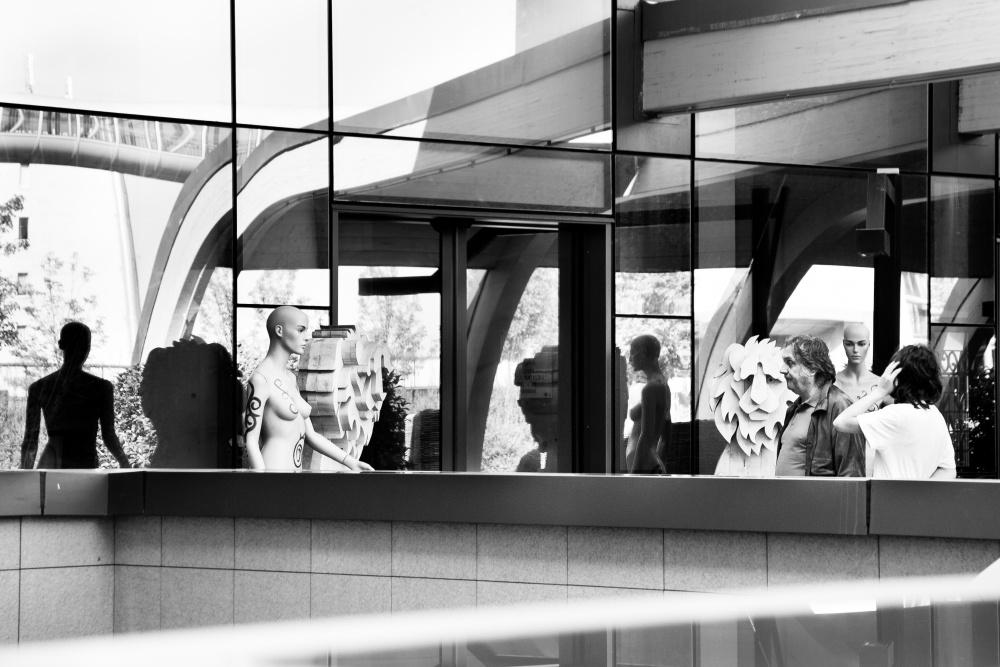 Incontri mancati - Unipol (via Stalingrado), Bologna, ottobre 2013