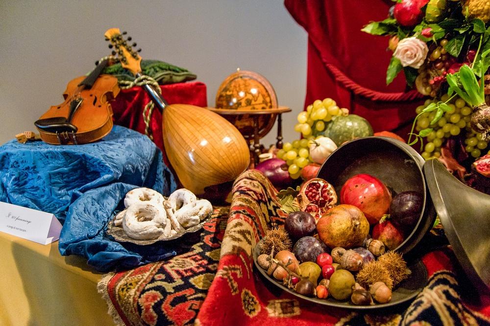 Il '600 fiammingo - Decorazione floreale della tavola dal Medioevo al '900 Bologna, Casa Saraceni, 21-23 novembre 2014