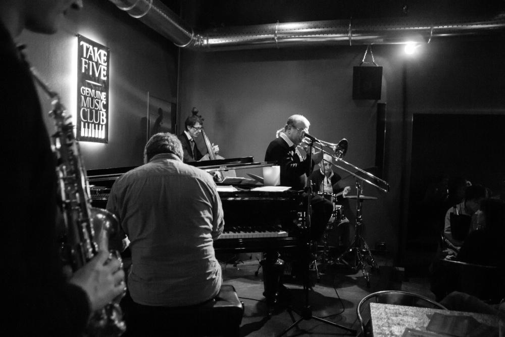 Bologna Jazz Festival 2012 Checco Coniglio Quartet, Take Five, novembre 2012
