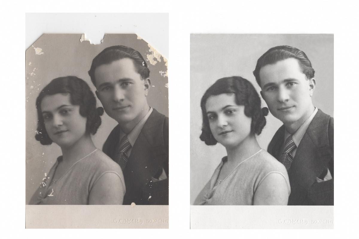 Ritratto, 1940 ca.
