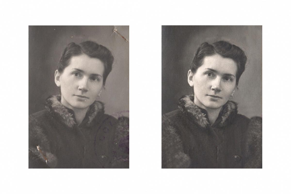 Ritratto, anni '30