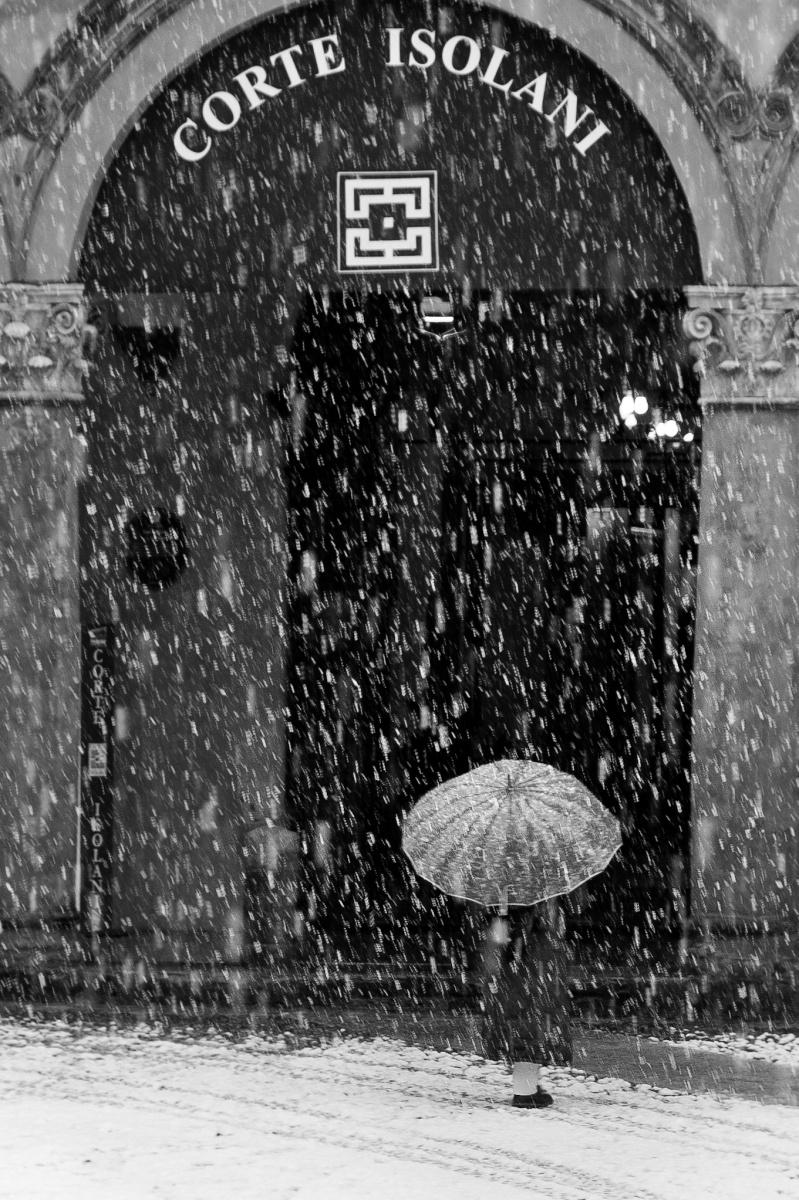 Nevicata - Bologna, febbraio 2013