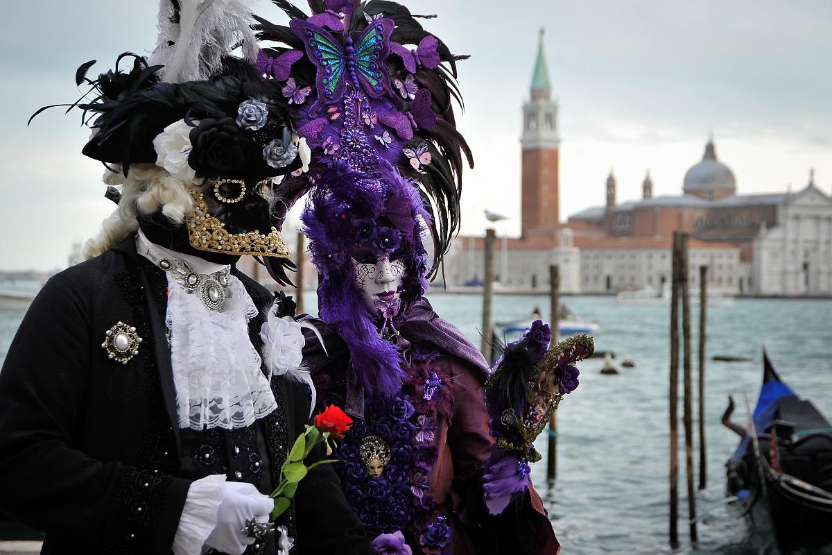 Venezia, Carnevale, febbraio 2015