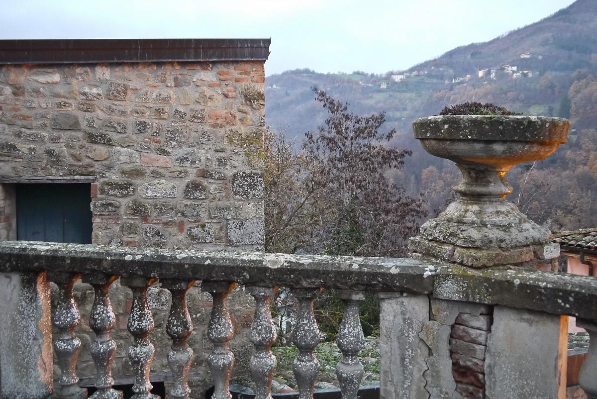 Rocca Pitigliana - Gaggio Montano (BO), dicembre 2012