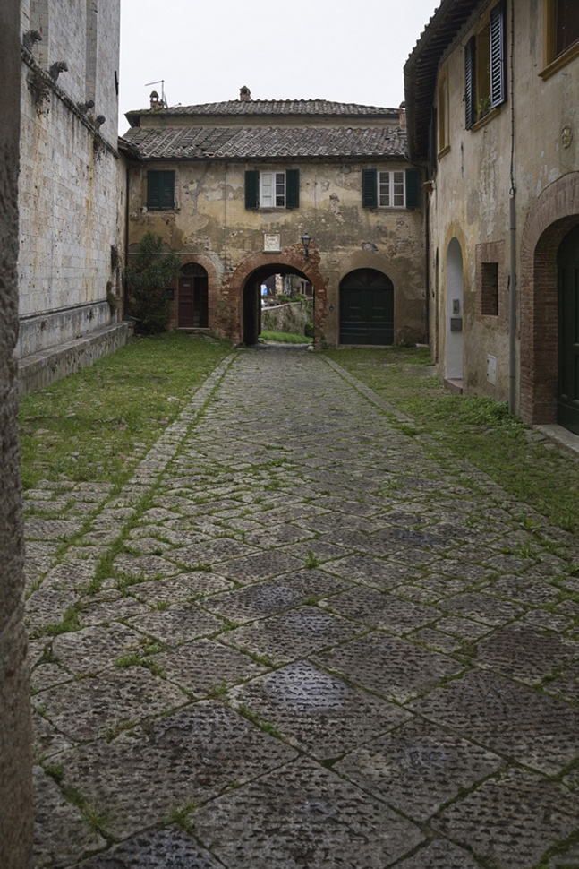 Siena e dintorni - Torri/Chiusdino/Abbazia San Galgano