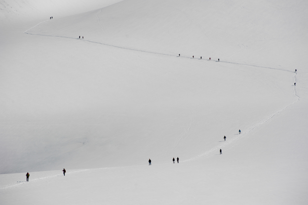 Colle Felik - Monte Rosa Luglio 2013