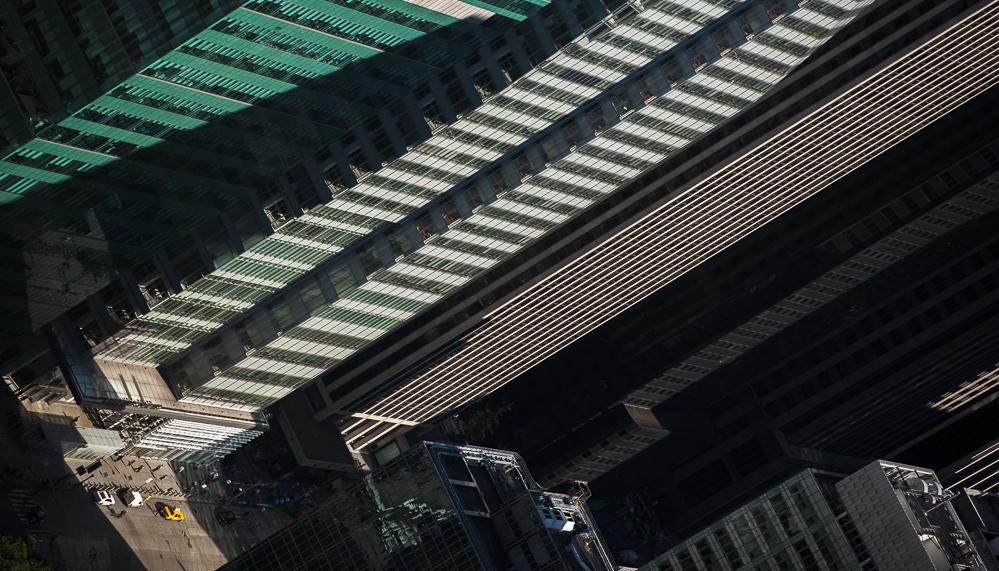Street natural light - New York City 2014