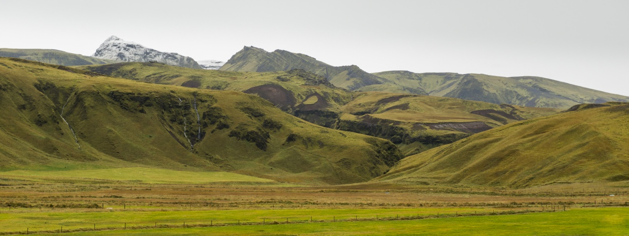 South Coast - Islanda - Autunno 2015