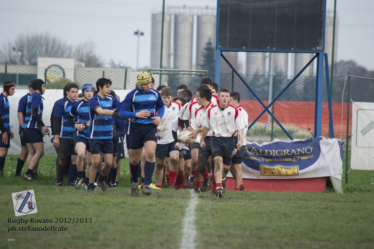 Under 16: Rovato 10 - Rivers 7