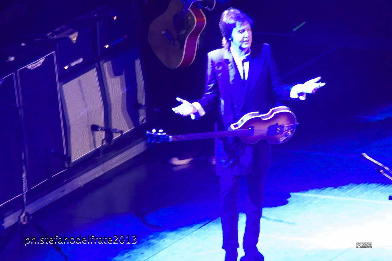 Paul McCartney @ Arena di Verona