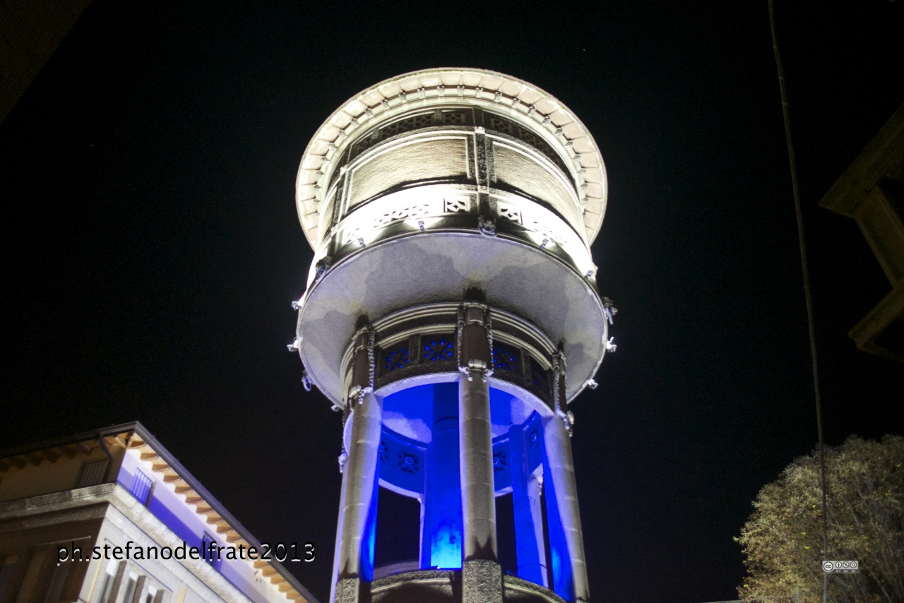 Acquedotto a Rovato 1913-2013