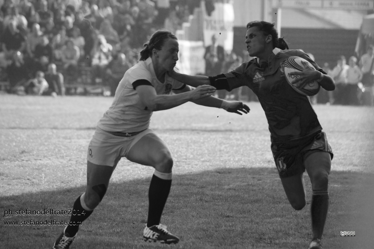 Italia vs Inghilterra: 6 Nazioni femminile a Rovato.