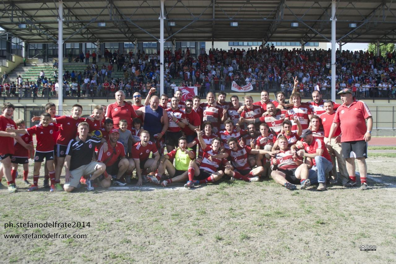 Asr Milano vs Cus Roma