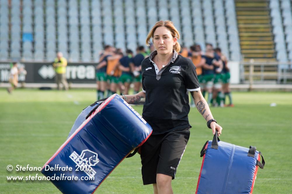 Guinness Pro12: Zebre vs Connacht