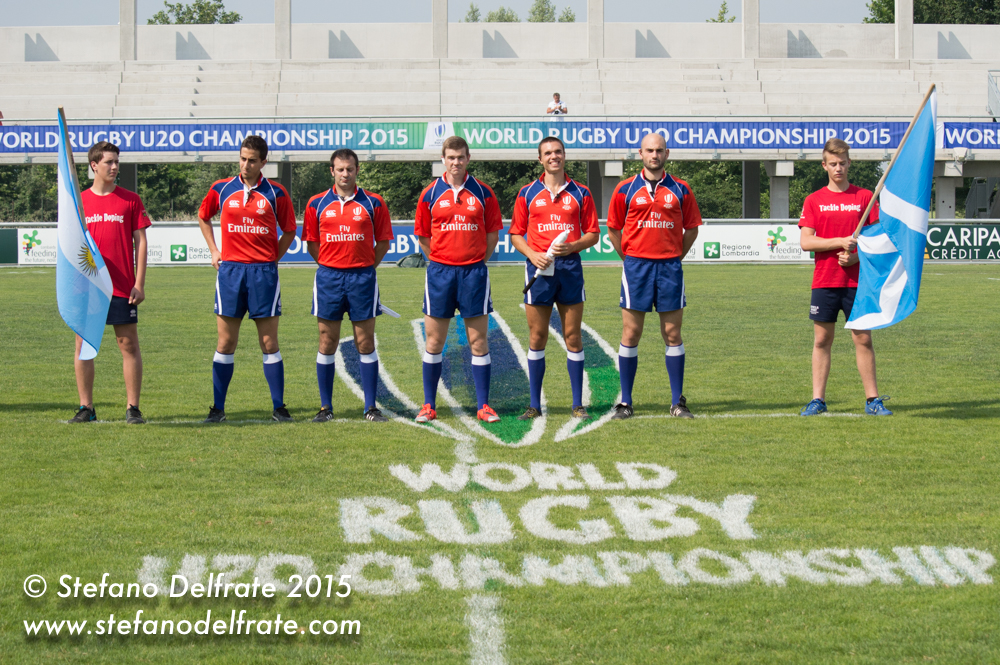 World Rugby Championship U20s Day 3