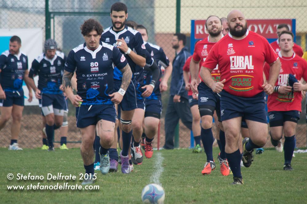 Rugby Rovato vs Cus Brescia