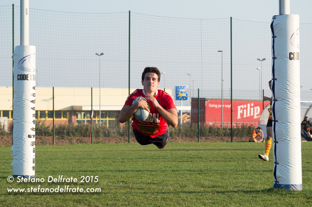 Rugby Rovato vs Rugby Fiumicello
