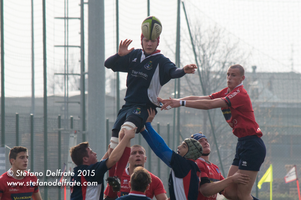 Under 18: Rugby Rovato vs Rugby Parabiago